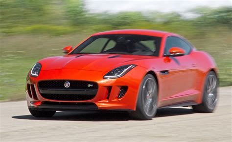 2015 Jaguar F-type R Coupe Test