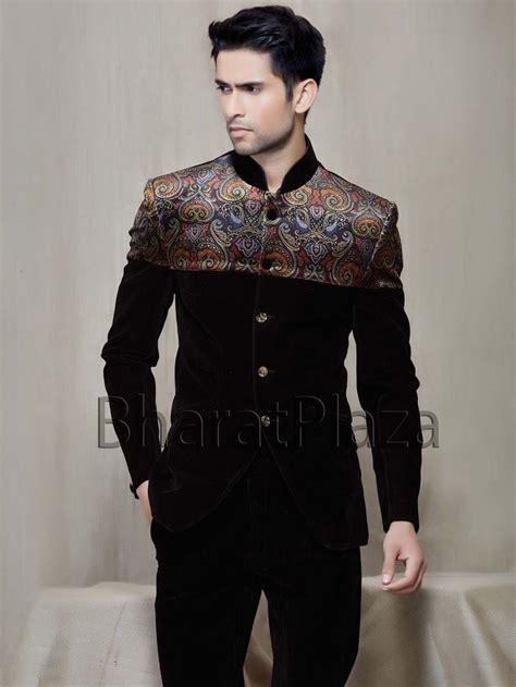 pleasurable velvet jodhpuri suit fashionista indian