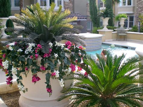outdoor faux plants decorating tips for your home or office