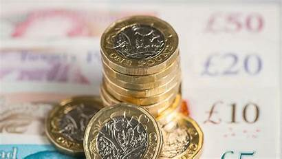 Cash Pound Weak Poverty Child Families Falling