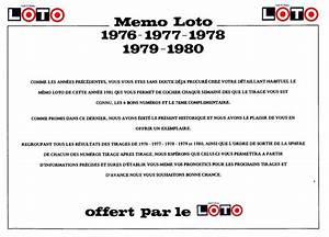 Loto Statistiques Historique : la fin du loto 6 49 bruno se lance ~ Medecine-chirurgie-esthetiques.com Avis de Voitures