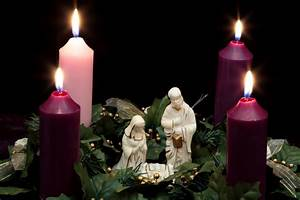 What is the Christian festival of Advent?