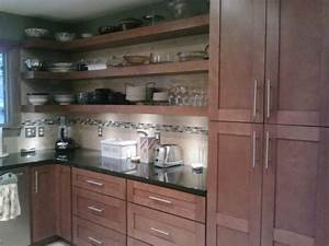 shaker cinnamon kitchen cabinet pictures With best brand of paint for kitchen cabinets with shadow candle holder