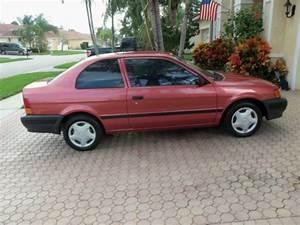 Sell Used 1997 Toyota Tercel Ce Sedan 2