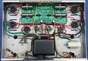 Here U0026 39 S A Photo Of The Internal Wiring On A Vta70 Amp  With