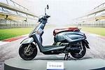 Suzuki Saluto 125 cc scooter debuts in Taipei - Vespa rival