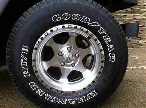 sell   jeep wrangler   speed  tires