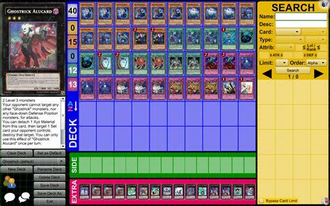 Yugioh Ghostrick Deck by Trick Or Treat Ghostrick Yu Gi Oh Forum Neoseeker