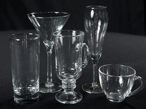 Tableware Rentals, Glassware, Flatware Party Rentals
