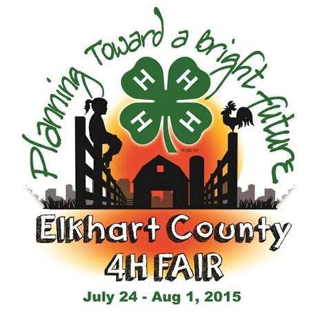 New Elkhart County 4h Fair Board President Named Local