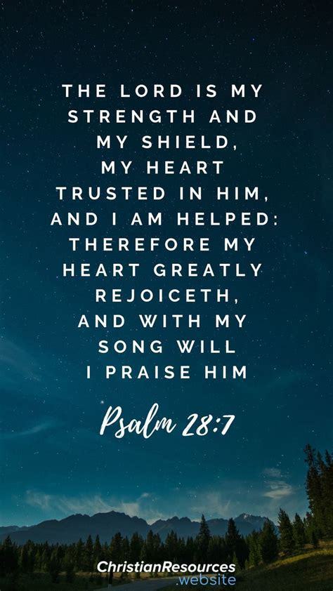 These 10 encouraging bible verses about strength during hard times will hopefully inspire you to find your strength in christ. Pin on Psalms Scriptures