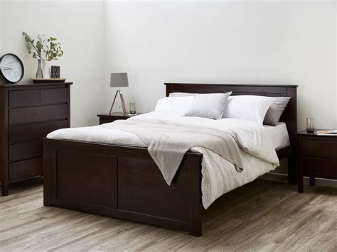 Sale Hardwood Queen Size Bed Frames  50% Off Rrp B2c