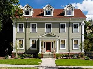 colonial architecture hgtv With 3 design ideas of classic american homes