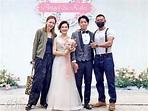 岑珈其疫下結婚 杜汶澤偕田蕊妮到賀 - 明報加東版(多倫多) - Ming Pao Canada Toronto Chinese Newspaper