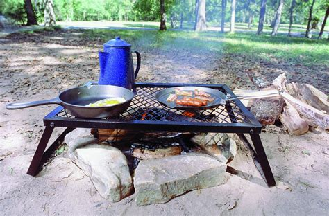 cooking campfire equipment fire without camp grill heavy duty accessories tools cookware utensils amazon