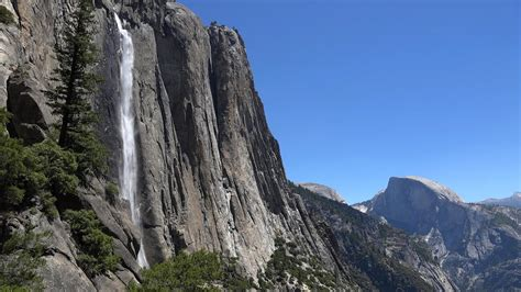 Yosemite Falls National Park Usa Ultra