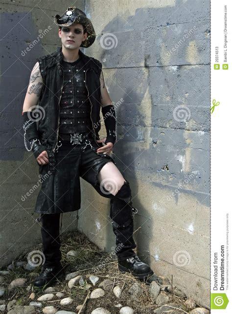 grunge guy stock  image