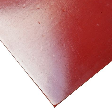 Silicone   Commercial Grade Red/Orange   40A