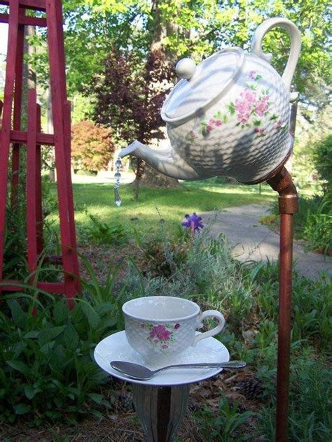 Pinterest Garden Art Ideas Photograph