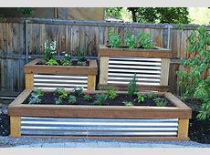 Raised Herb Garden Two Peas & Their Pod