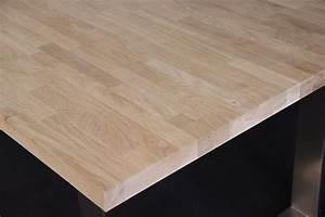 Leimholzplatten Eiche Durchgehende Lamellen : tischplatte massivholz eiche kgz 40 2200 1000 ~ Eleganceandgraceweddings.com Haus und Dekorationen
