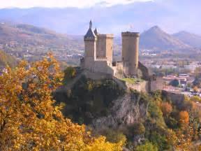 Foix Castle France