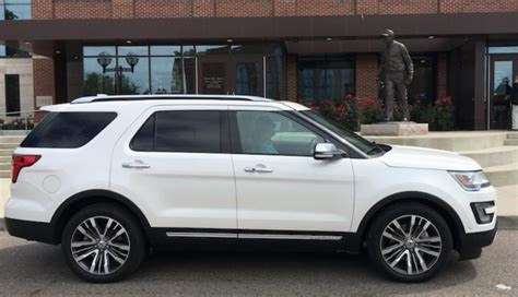 Best 3 Row Suv For Large Family