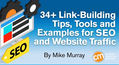 seo website seo 34 link building tips