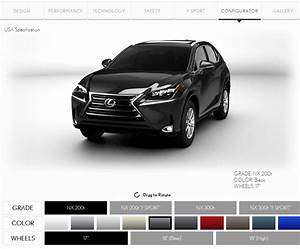 2015 Lexus NX Configurator South Florida Lexus Dealership