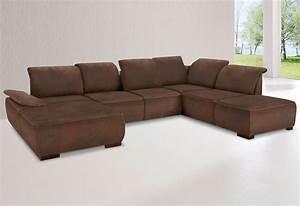 Couch Mit Sitztiefenverstellung : home affaire wohnlandschaft tobago mit sitztiefenverstellung online kaufen otto ~ Indierocktalk.com Haus und Dekorationen
