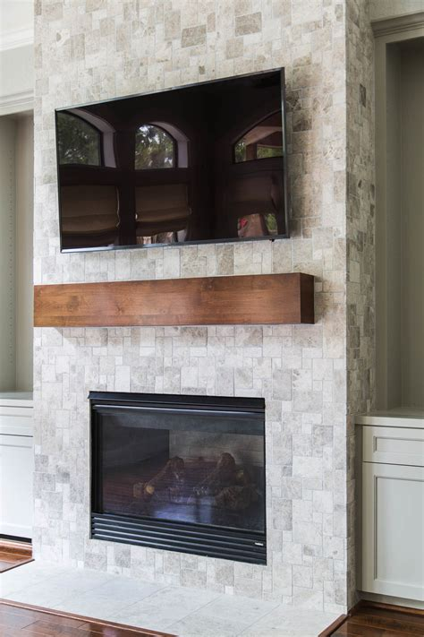 fireplace wall tile your fireplace wall s finish consider this important