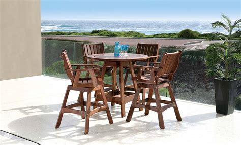 jensen leisure capri  dining table  integra swivel