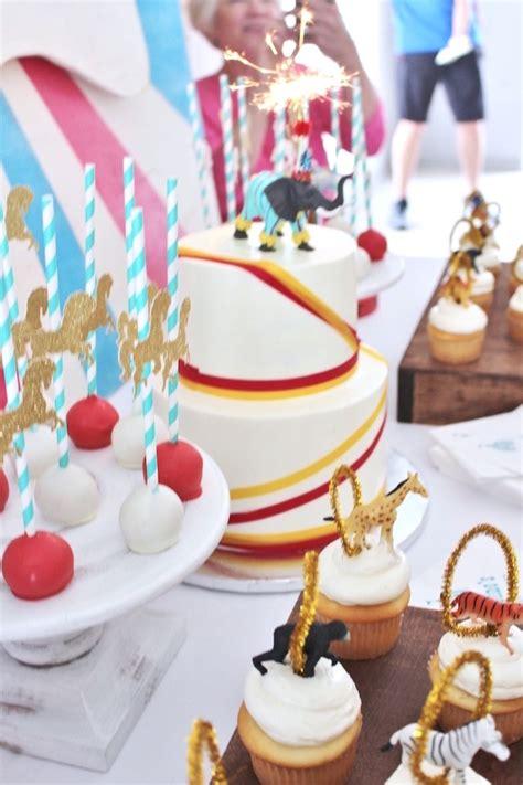 karas party ideas big top circus birthday party karas