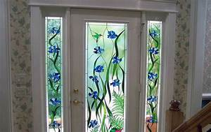 Stained Glass Home Window Film Installation Chicago, IL