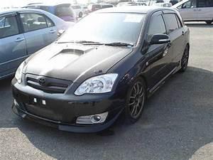 2004 Toyota Corolla Runx Pictures  1 8l   Gasoline  Ff For Sale