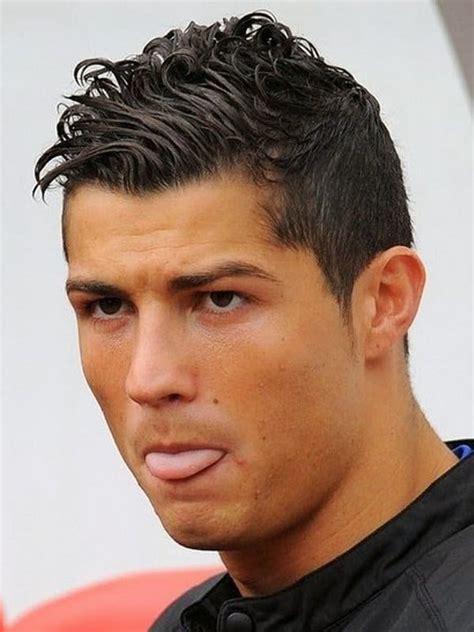 christiano ronaldo haircuts