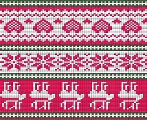 How To Knit A Christmas Stocking By Arne  U0026 Carlos  U2013 Arne  U0026 Carlos