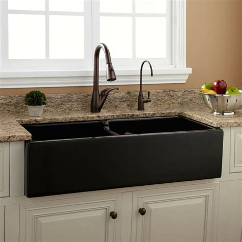 Black Stainless Steel Farmhouse Sink by 25 Best Ideas About Black Stainless Steel On
