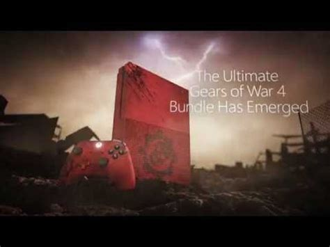 buy tb xbox   gears  war  limited edition console