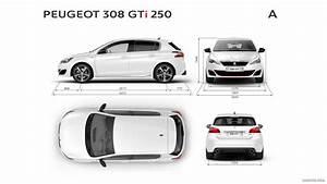 Dimensions 308 Peugeot : 2016 peugeot 308 gti 250 dimensions hd wallpaper 96 1920x1080 ~ Medecine-chirurgie-esthetiques.com Avis de Voitures
