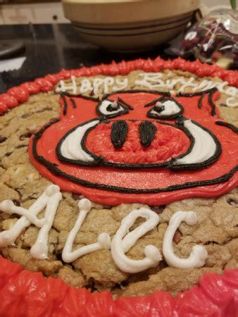 large cookie cake pre order  week  advance  nashville
