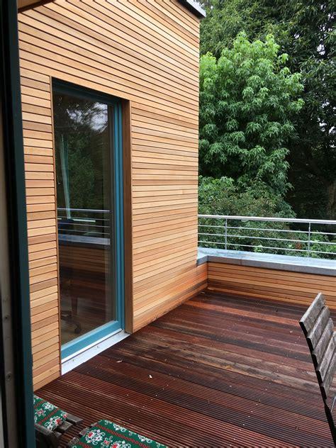 holzfassade  western red cedar holzfassade wood