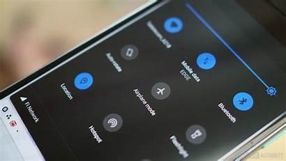Android Pie Mode Dark Phone Battery Saver