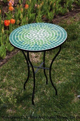 25 best ideas about mosaic table tops on