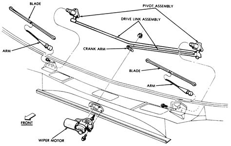 repair guides windshield wipers and washers wiper