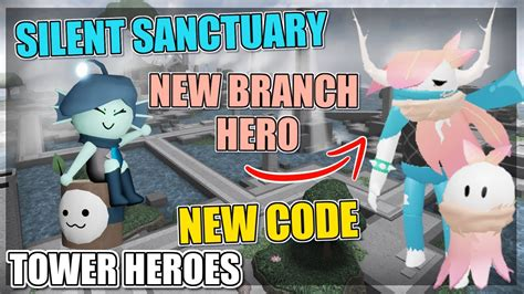 We'll keep you updated with additional codes once they are released. Tower Heroes - NEW MAP AND BRANCH HERO SHOWCASE + CODE ...
