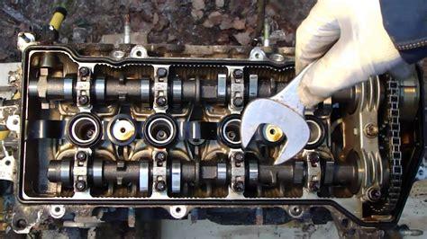 disassemble engine vvt  toyota part  cylinder