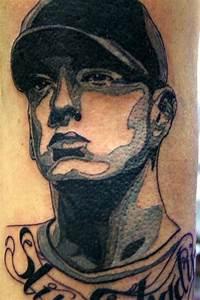 Eminem Tattoos