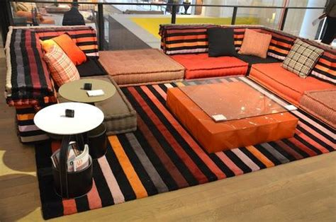 roche bobois d 233 voile sa nouvelle collection printemps 233 t 233 2013 haute en design et couleur 192