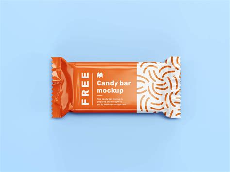 Grab this freebie now and keep share. Free Candy / Chocolate Bar Packaging Mockup PSD Set - Good ...